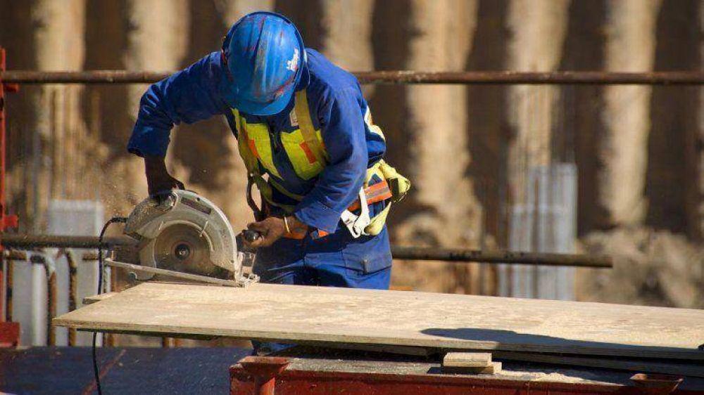 Construcción: en un año se cerraron 3 mil empresas y hay 20 mil empleados menos