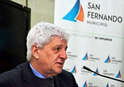 Luis Andreotti salió al cruce del gobernador Scioli tras romper el convenio del impuesto a las embarcaciones