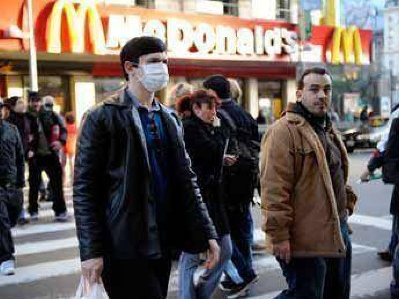 Gripe A: este fin de semana será clave para definir si se profundizan las medidas