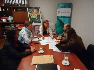 La provincia acompañará las gestiones por el Polo Educativo