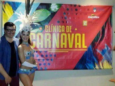 La primera Clínica de Carnaval convocó a más de 300 inscriptos