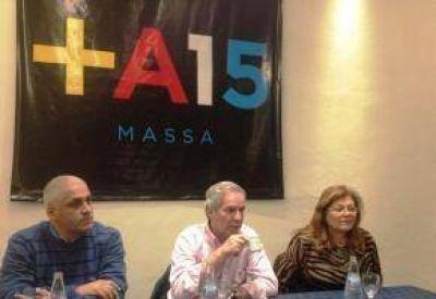"""Rocca aseguró que """"Massa será el Presidente más joven de los argentinos"""""""