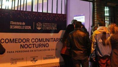 En Córdoba, aumentaron un 40% los pedidos de asistencia social