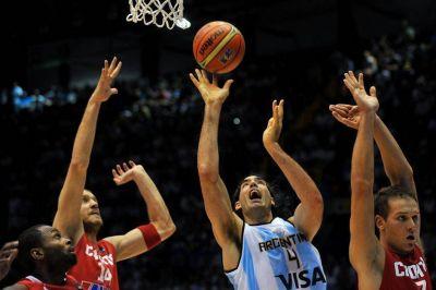 La Argentina perdió ante Croacia y sumó la primera derrota en el Mundial de Básquetbol España 2014