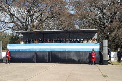 Se celebró el acto en conmemoración de los 150 años de la creación de la Policía de Santa Fe