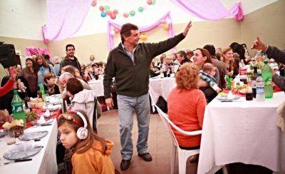 """""""Recibimos con brazos abiertos a todos aquellos que elijen Mar del Plata para vivir"""""""