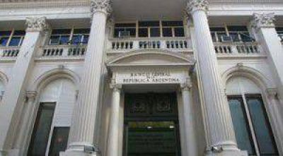 Durante agosto el Banco Central perdió 391 millones de dólares