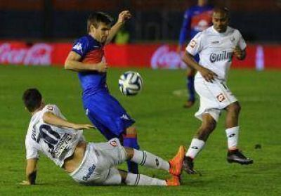 Tigre mereci� mejor suerte ante Quilmes pero debi� conformarse con un empate en Victoria