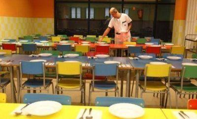 Ya no es joda: el 60% de las escuelas sigue sin comedor