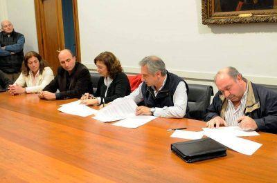 Se formó la Mesa de Diálogo y Consenso de Empleo local