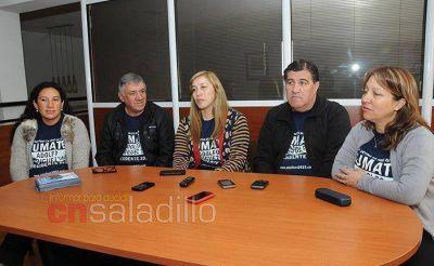 Difunden la candidatura a presidente de Adolfo Rodríguez Saa