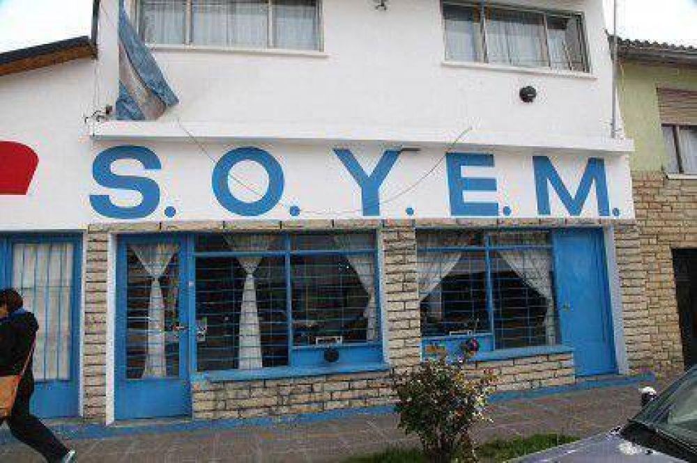 Avanza construcción del nuevo edificio del Soyem