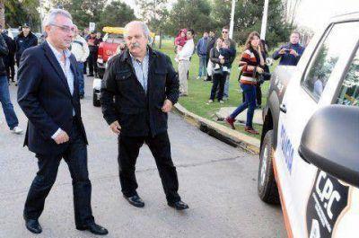 Granados arribó al distrito de Massa para poner en marcha el CPC