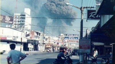 Voladura en R�o Tercero: en la f�brica hab�a material explosivo no declarado