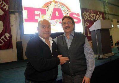 """Casineros: cierre de campaña de la lista """"Frente de Agrupaciones Sindicales"""""""