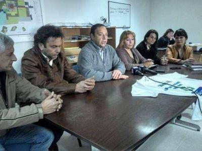 """Sánchez: """"Camuzzi no puede cortar el servicio del gas"""""""