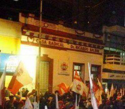 Radicales rumbo a la interna: las dos listas compiten en Quilmes