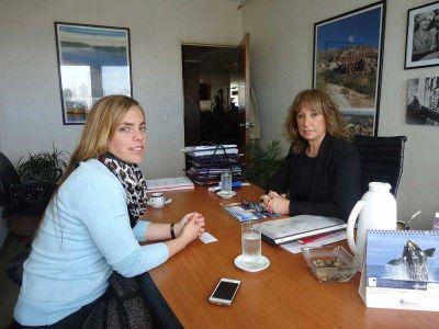 María Emilia Soria gestiona recursos en el Ministerio de Turismo de la Nación