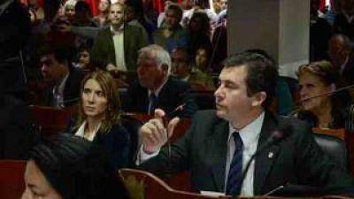 Por la obra de cloacas en FME-Valle Viejo, la oposición realiza varios pedidos de informe al Poder Ejecutivo
