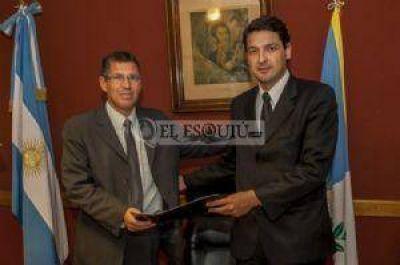 Asumió Mario Romero, el nuevo director del Servicio Penitenciario