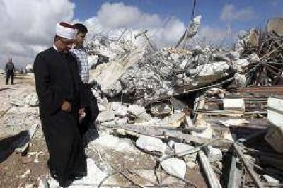 La ONU denunci� que la destrucci�n de infraestructura en Gaza durante el conflicto no tiene precedentes