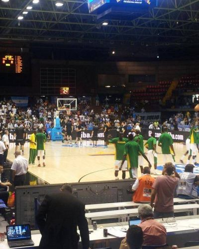 Mundial España 2014: a las 12.30, la Argentina se enfrenta a Senegal