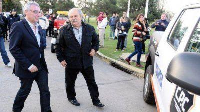 Tigre, otro municipio massista que adhiere a la policía local