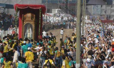Se cumplen hoy 10 años de la tercera visita de la imagen de la Virgen de Itatí a Corrientes