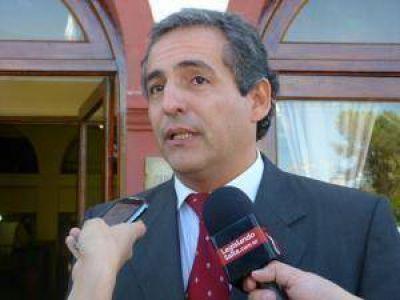 """Echazú: """"Todos los municipios van a avanzar con la Tolerancia Cero"""""""