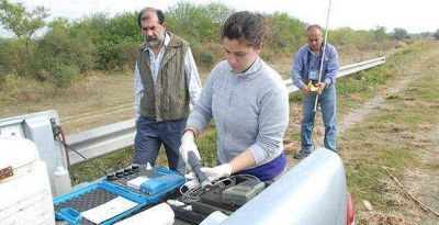 Desde el Gobierno provincial se realizan controles de efluentes a industrias citrícolas y azucareras