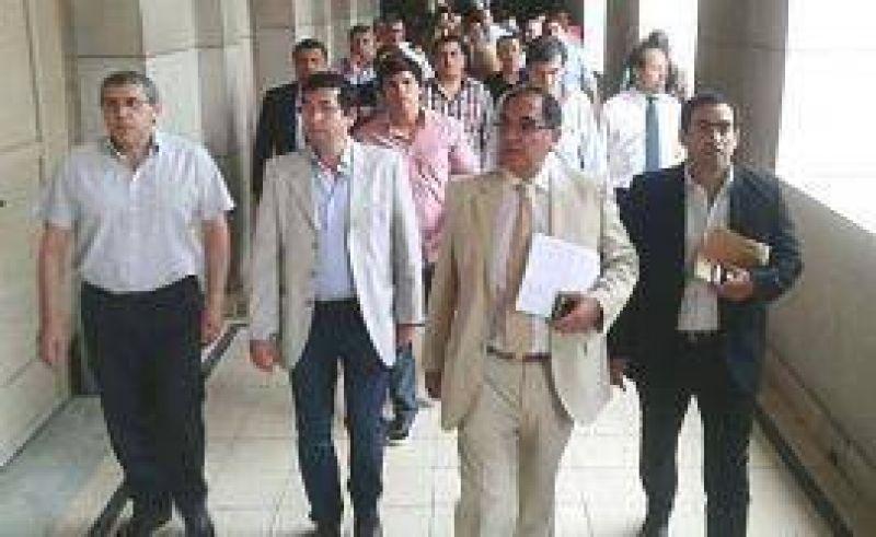 Bancarios hicieron una presentación en la Corte contra el juez Frascarolo