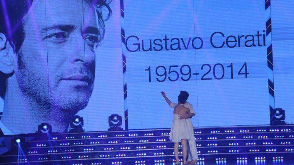 Tinelli sobre la muerte de Cerati: