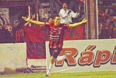 """Gómez: """"Estoy convirtiendo y es por el esfuerzo que realiza el equipo"""""""