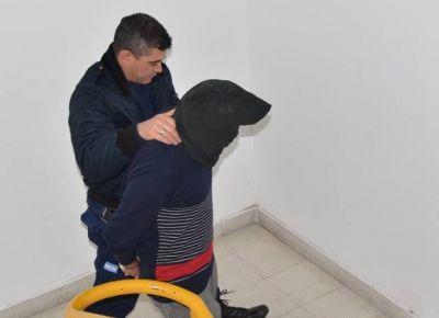 Prisión preventiva para el acusado de golpear a Sara Carrizo