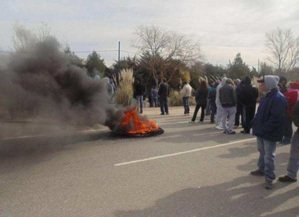 Naschel: sigue el conflicto pero no habría medidas de fuerza