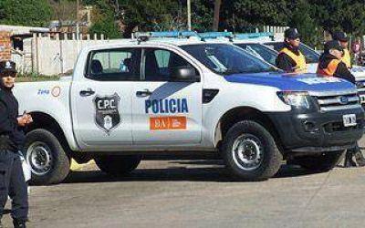 Presidente Perón adherirá a la Policía de Prevención
