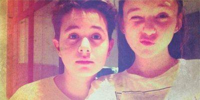 Los hermanos sean unidos: la tierna dedicatoria de los hijos de Tinelli y Valdes en las redes sociales