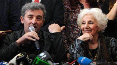 El nieto de Estela de Carlotto será homenajeado en el Monumental