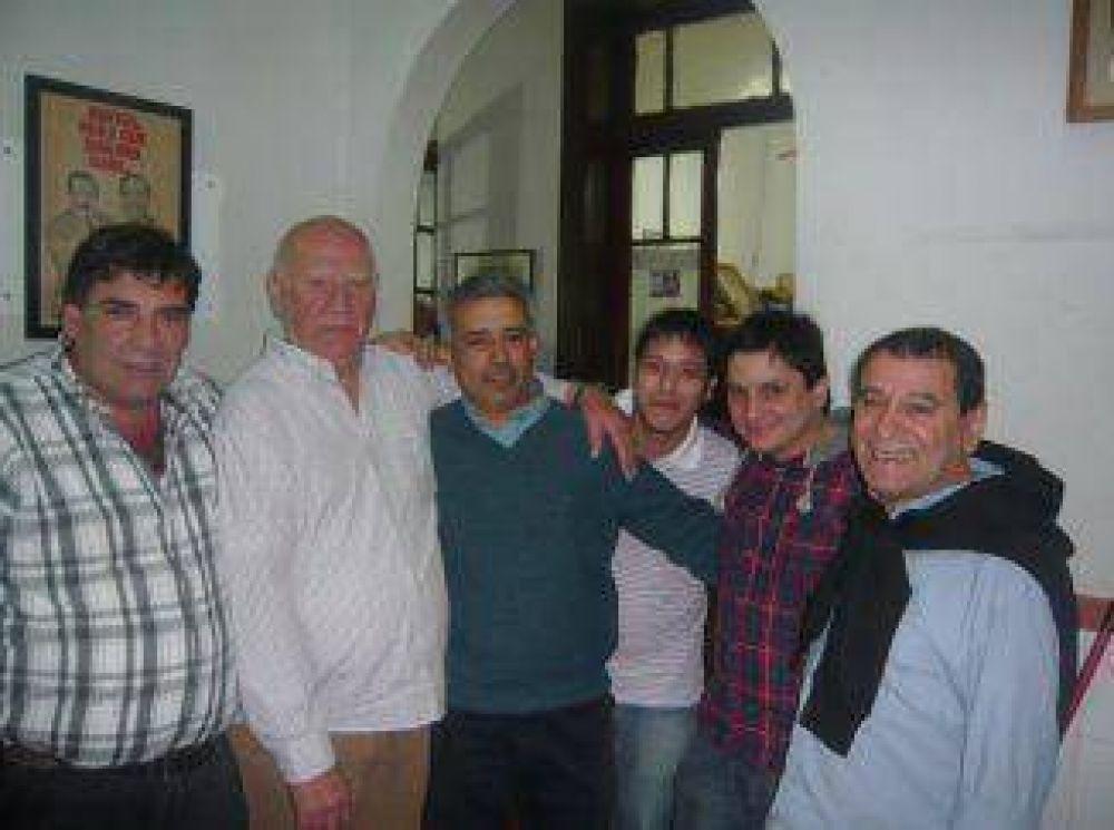 En Quilmes y Provincia se impuso cómodamente el alfonsinismo