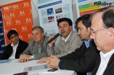 Se presentó el Plan de Emergencias Hídricas de la A. I. C en Patagones
