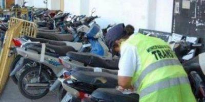 Rematar�n motos secuestradas por Tr�nsito Municipal