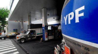En Corrientes, los precios de YPF est�n entre los m�s altos del pa�s