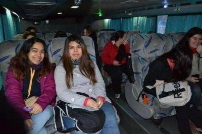 Estudiantes participaron de la expo universitaria