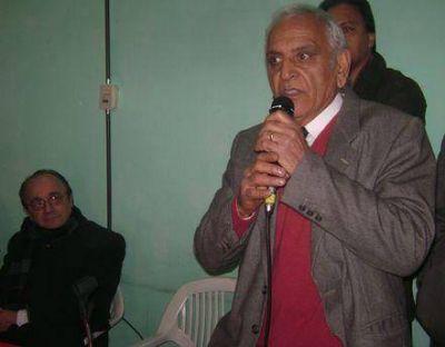 Hugo Asef es el nuevo presidente de la UCR de San Martín
