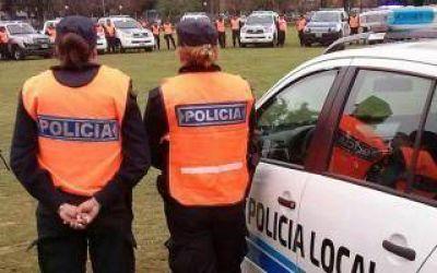 Policía Comunal: Scioli firmó adhesión con Presidente Perón