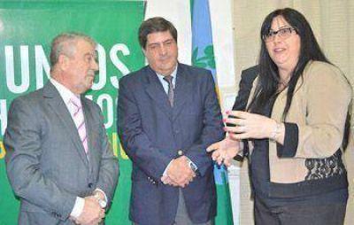 Sergio Tressens asumió ayer como secretario de Hacienda