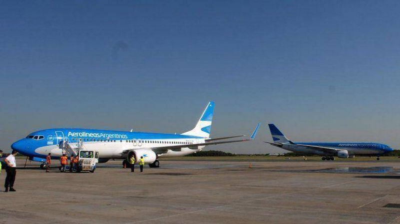Habrá hoy nuevas reuniones para definir las paritarias de Aerolíneas Argentinas