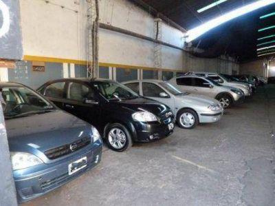 Controles sorpresivos para los evasores del estacionamiento