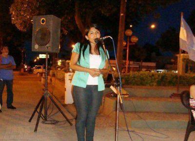 Elecciones JP: Suman a la lista de postulantes a Andrea Guitian