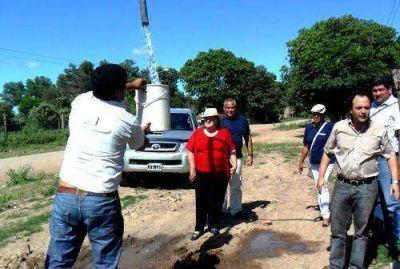La APA puso en funcionamiento dos plantas abatidoras de arsénico en Miraflores